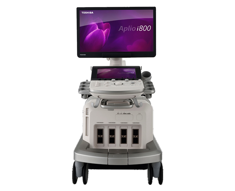 Toshiba Medical Aplio i-series