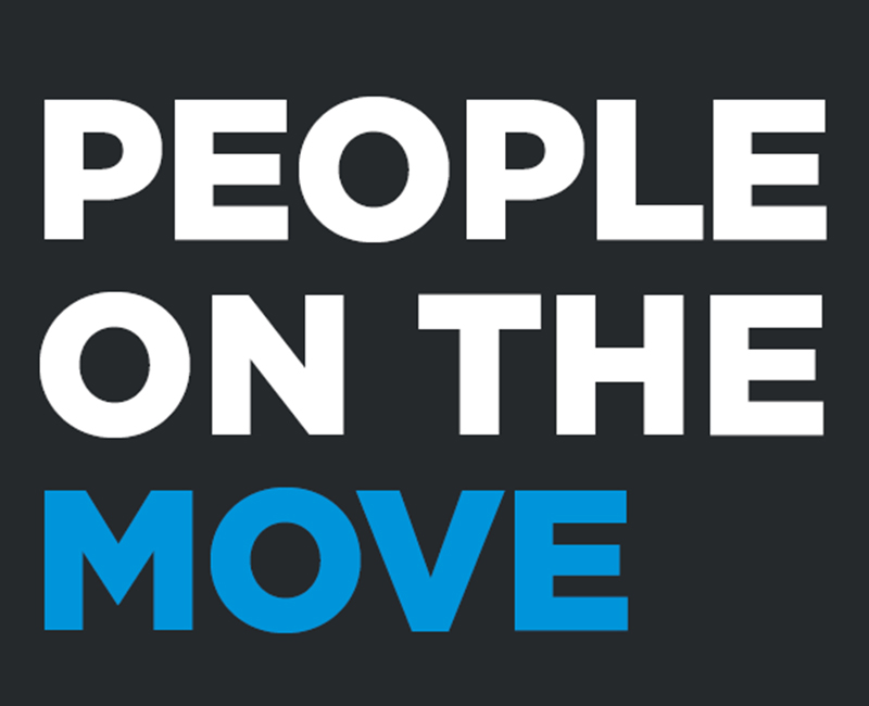 People on the Move – April 2017