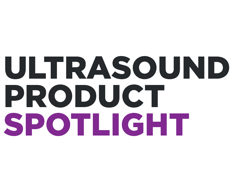 Ultrasound Product Spotlight: April 2017
