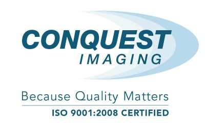 Conquest Imaging Challenges Cost for High Quality Parts