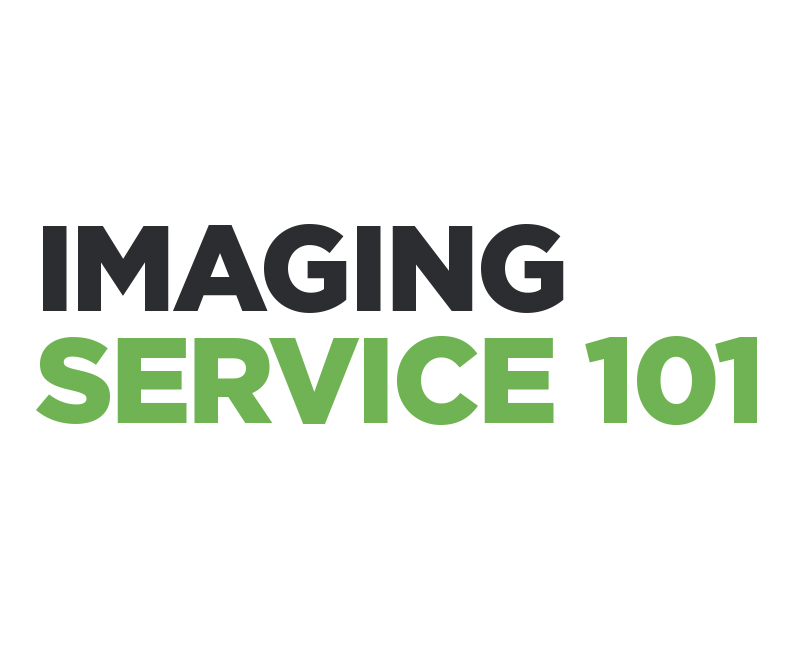 Imaging Service 101: Looking at Training