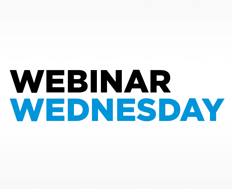 Webinar Wednesday: Series Reaches New Heights