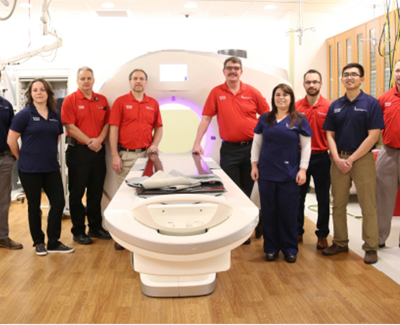 Department Spotlight: The University of Maryland Medical System Corporate Imaging Services Department