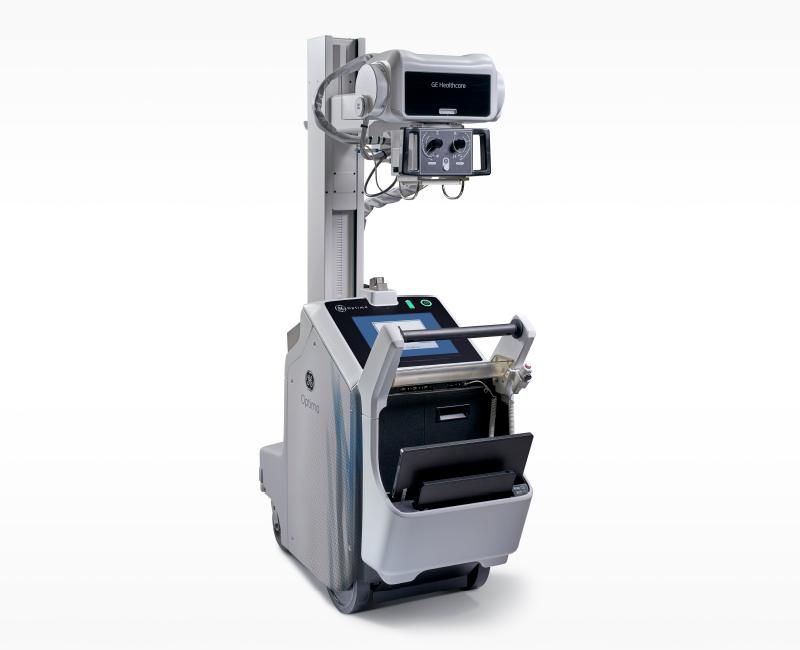 GE Healthcare Optima XR240amx with FlashPad HD digital detectors