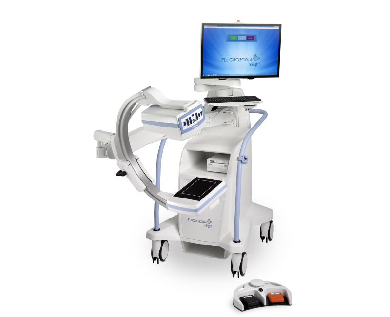 Hologic Fluoroscan InSight-FD mini C-arm system