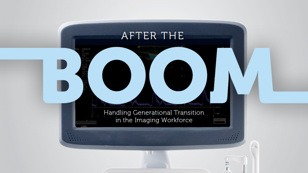 After the Boom: Handling Generational Transition in the Imaging Workforce