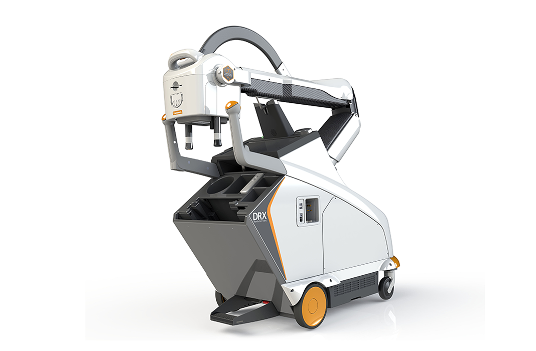 Carestream Shows New Mobile X-ray System with Carbon Nanotube Technology at RSNA