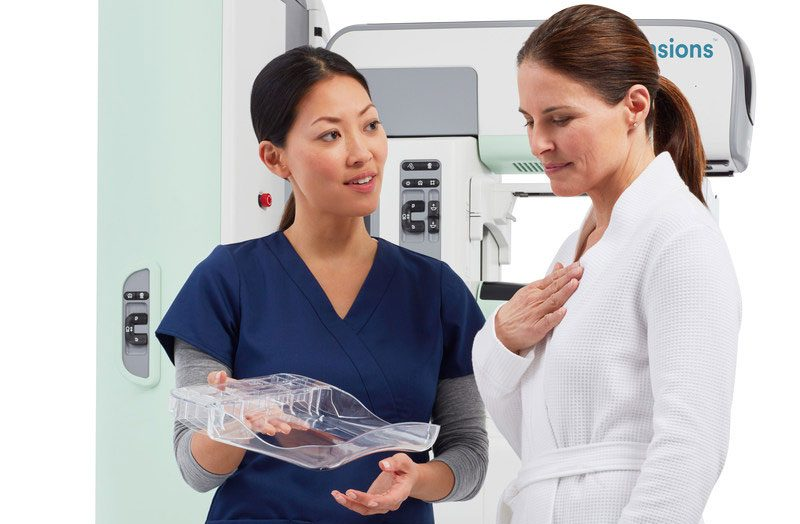 Hologic Introduces More Comfortable Mammogram