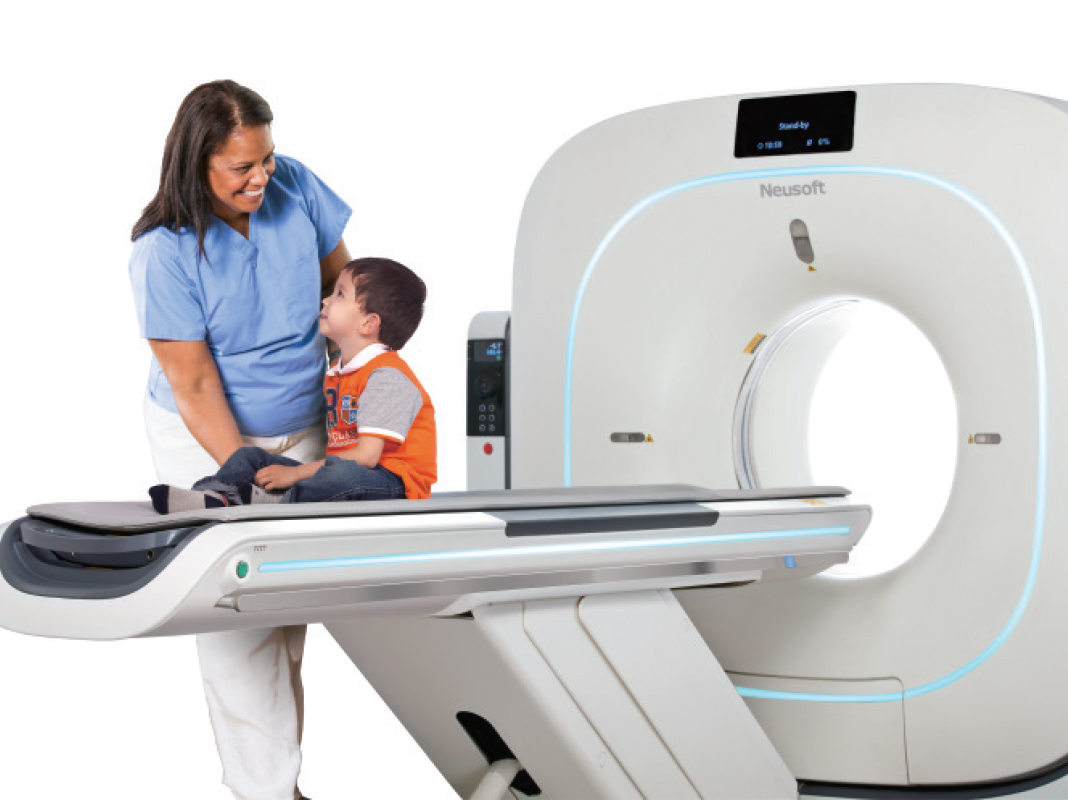 FDA Clears the NeuViz Prime CT Scanner