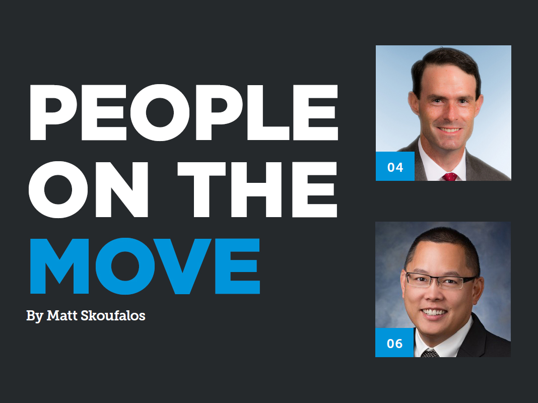 People on the Move – January 2018