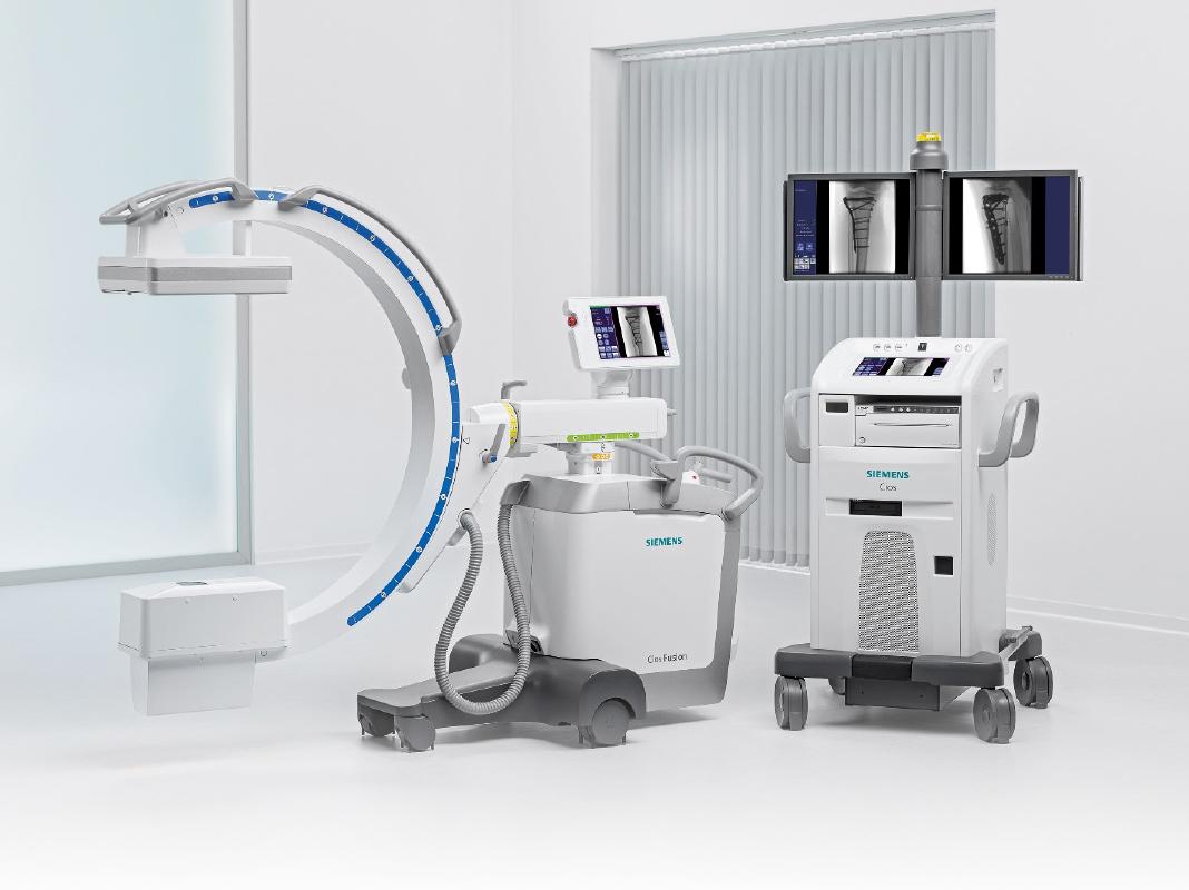 Siemens Healthineers Cios Fusion