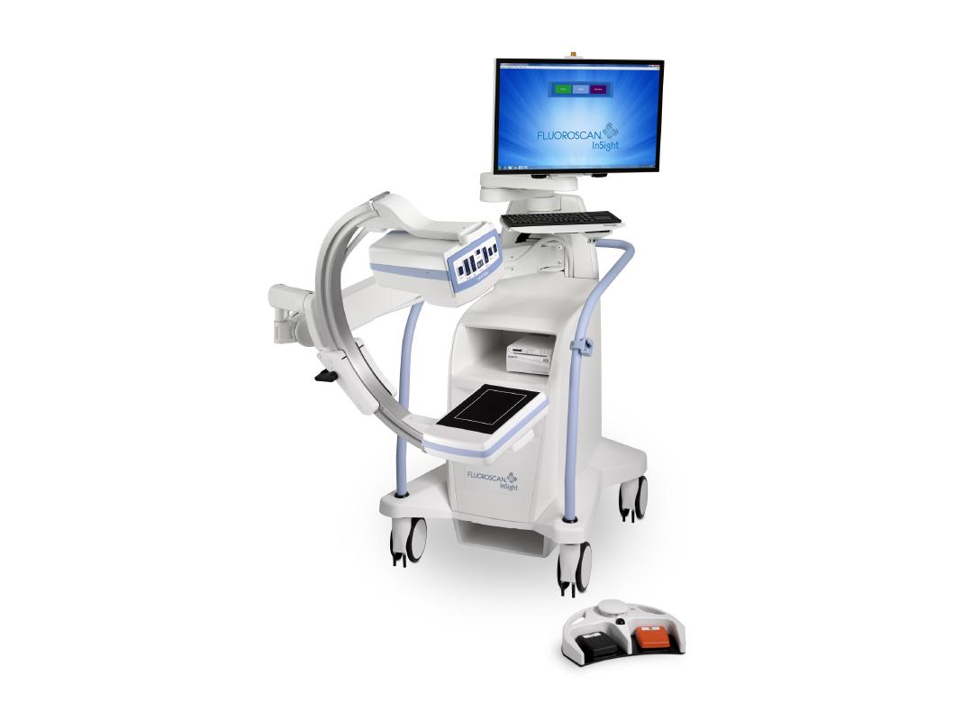 Hologic Fluoroscan InSight FD Mini C-Arm Imaging Systemfor Extremity Imaging
