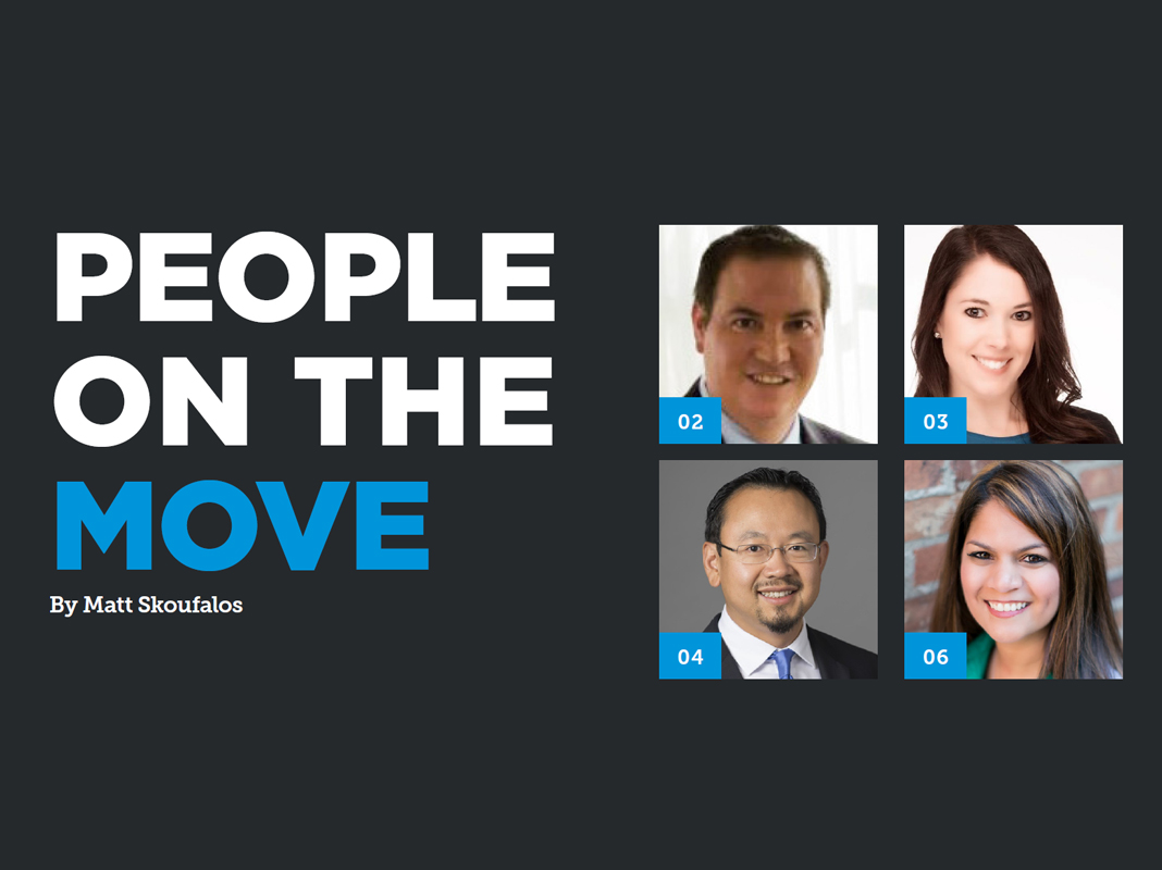People on the Move – February 2018