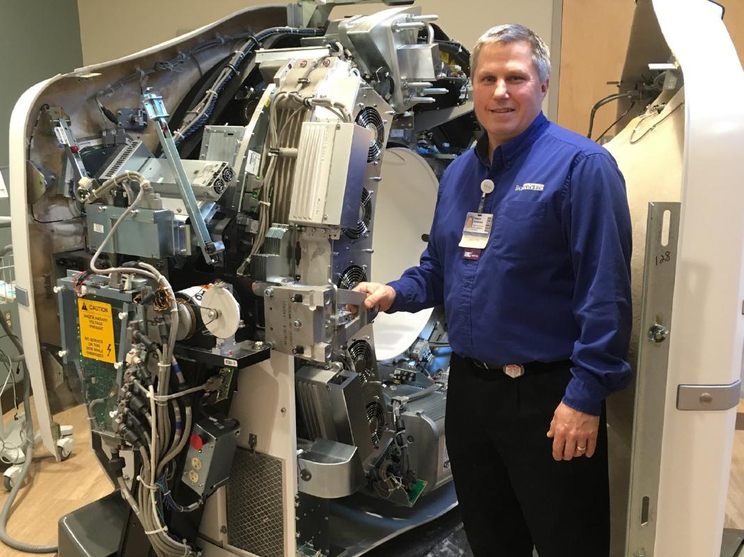 "Professional Spotlight: Corpsman to Imaging Pro: Robert ""Bob"" Hedderman"