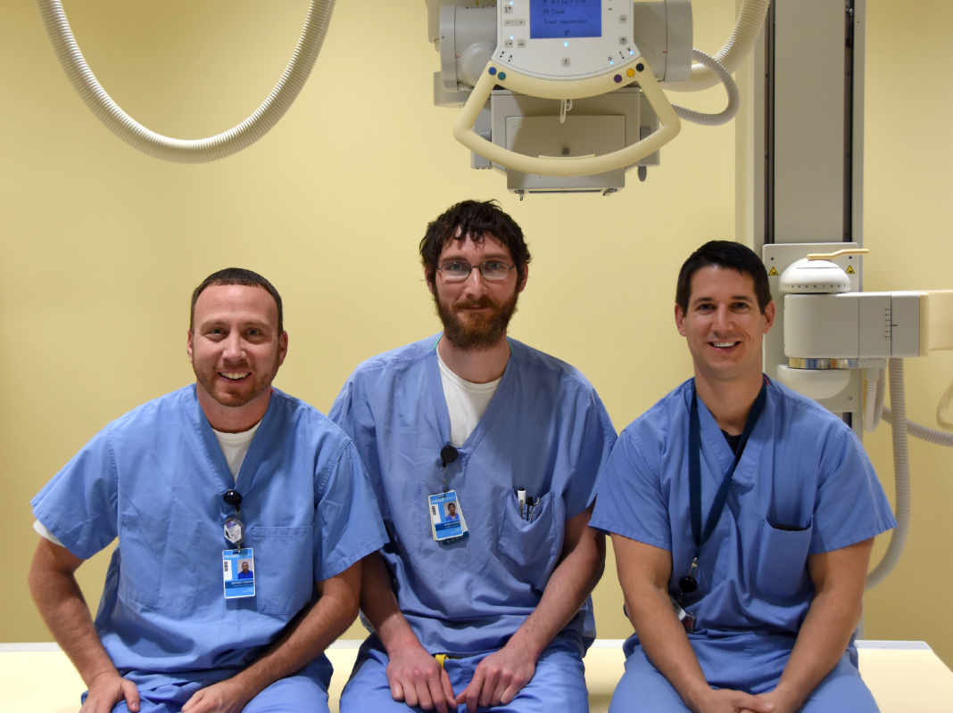Department Spotlight: Eskenazi Health System Imaging Service Team