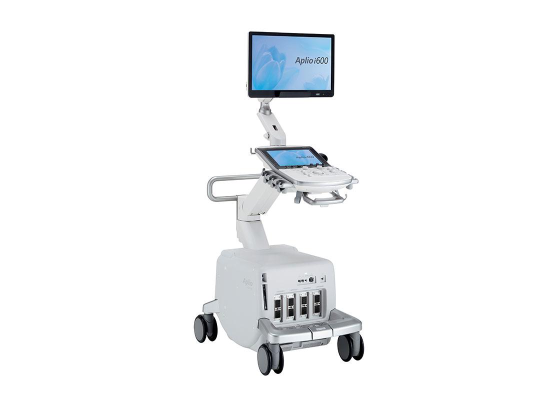 Aplio i600 Ultrasound System Receives FDA Clearance