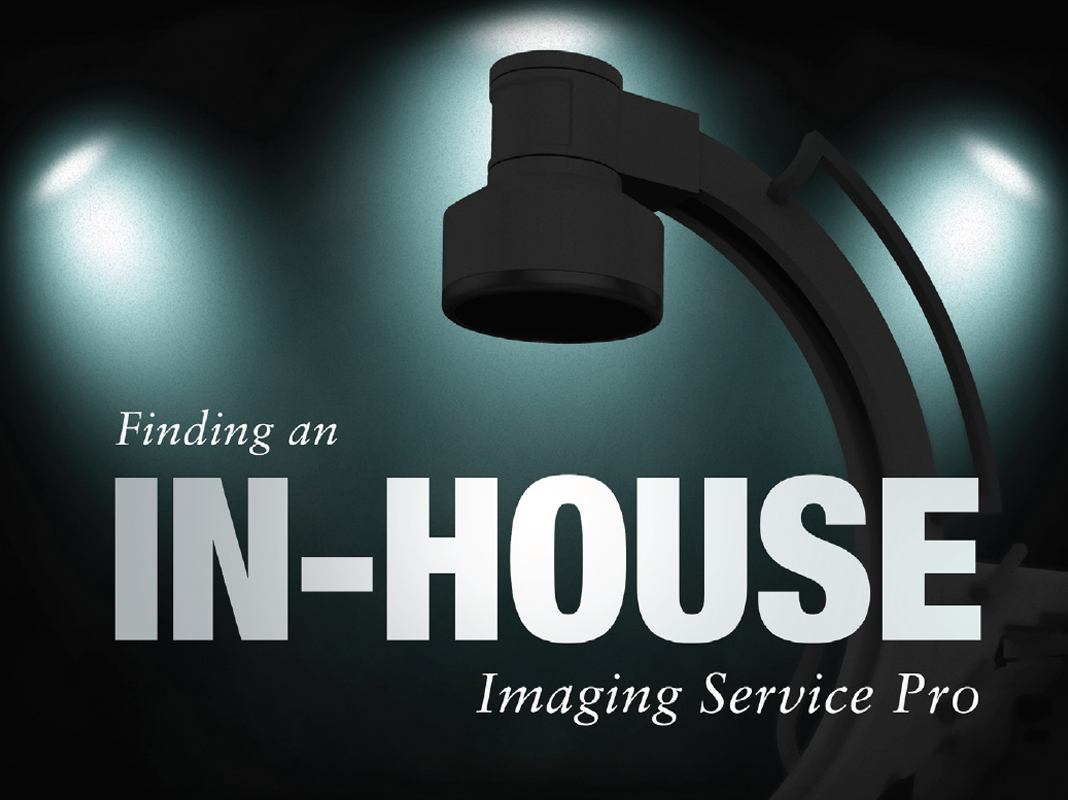 Finding an In-House Imaging Service Pro