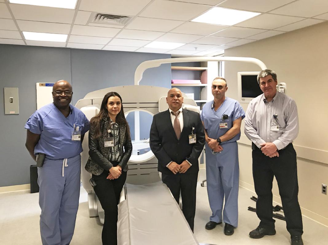 Department Spotlight: MedStar Georgetown University Hospital Imaging Team