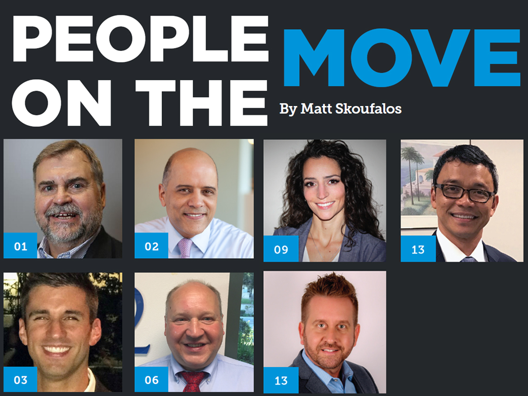 People on the Move – March 2018