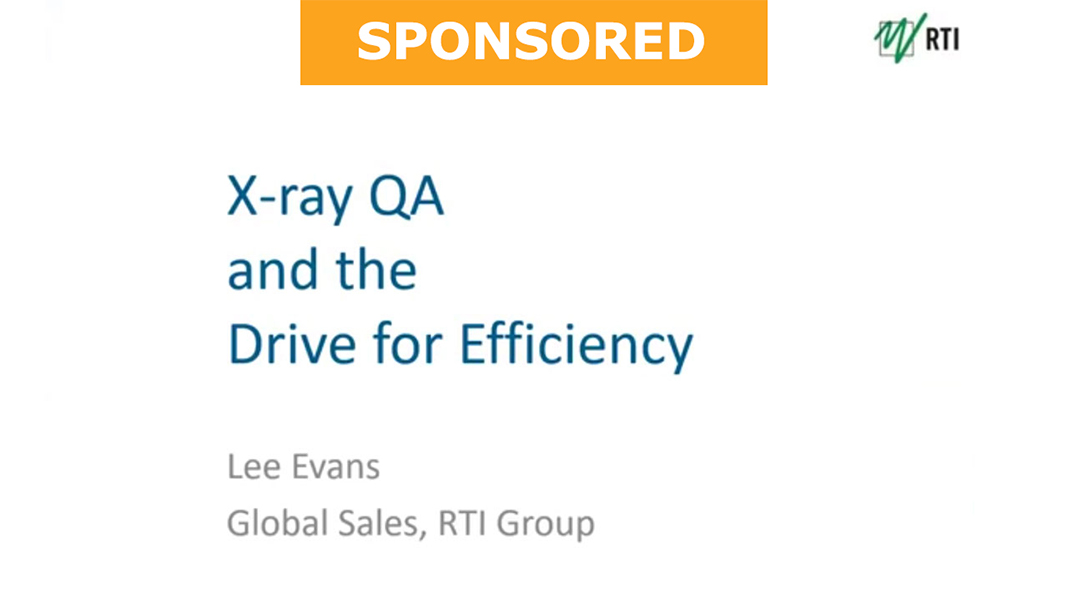 [Sponsored] Attendees See Benefit of X-ray QA Webinar
