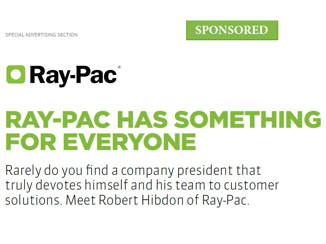 [Sponsored] Ray-Pac Corporate Profile