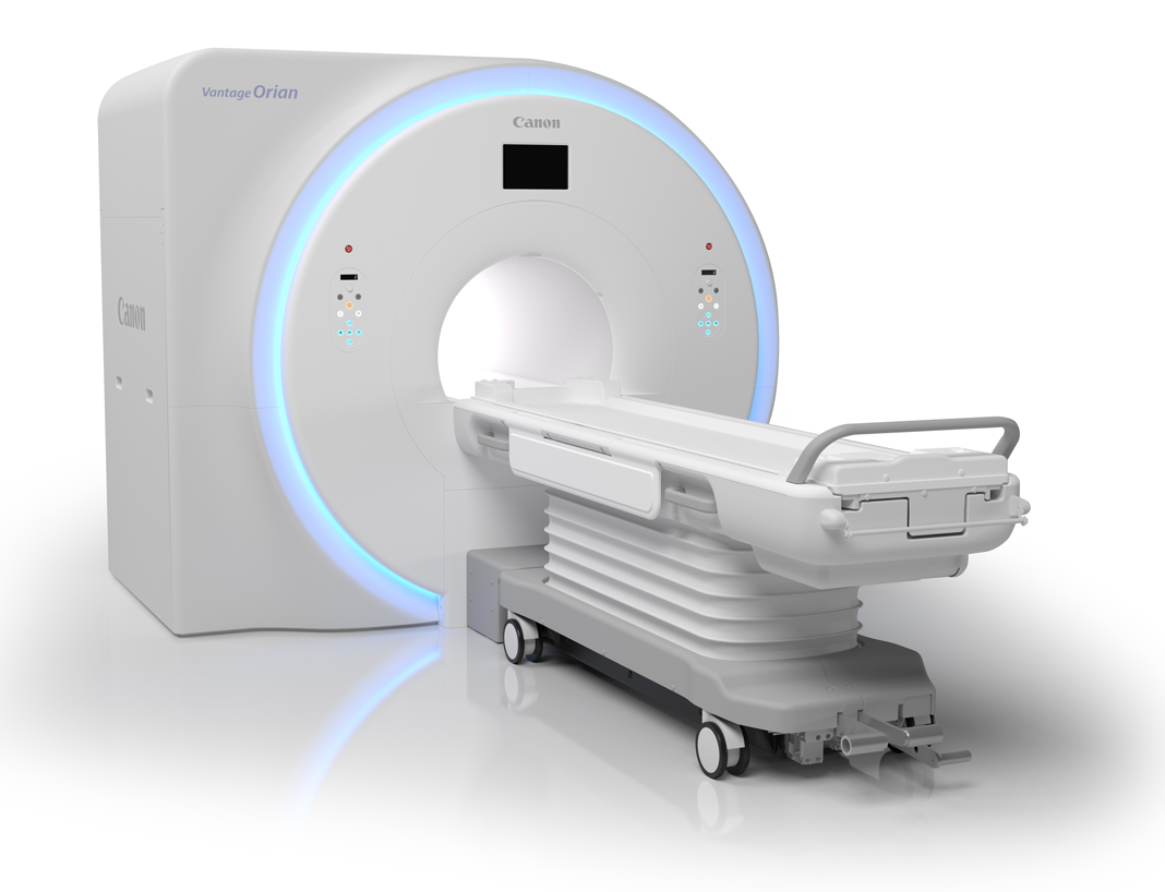 Canon Medical Launches New Premium MR System: Vantage Orian 1.5T
