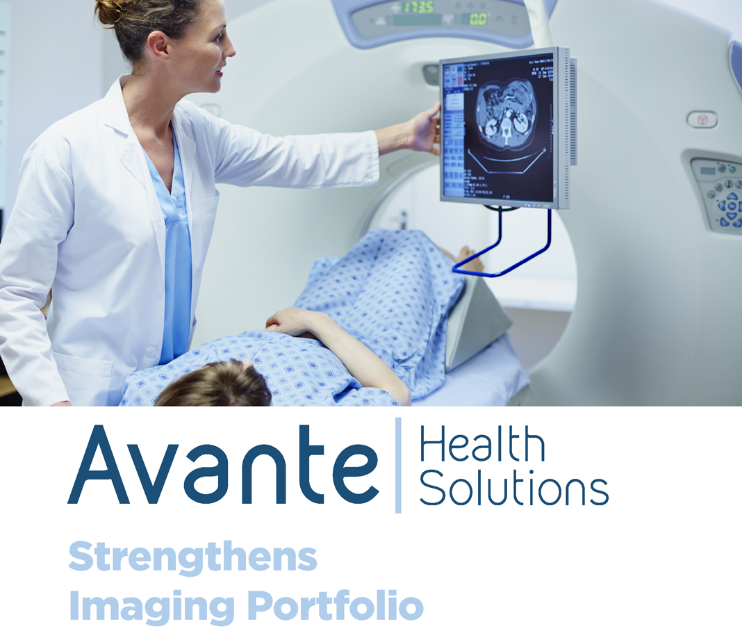 [Sponsored] Avante Health Solutions Strengthens Imaging Portfolio