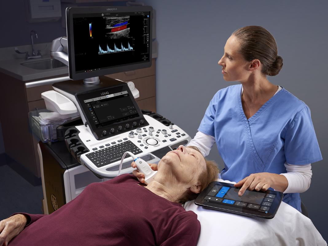 GE Healthcare LOGIQ E10