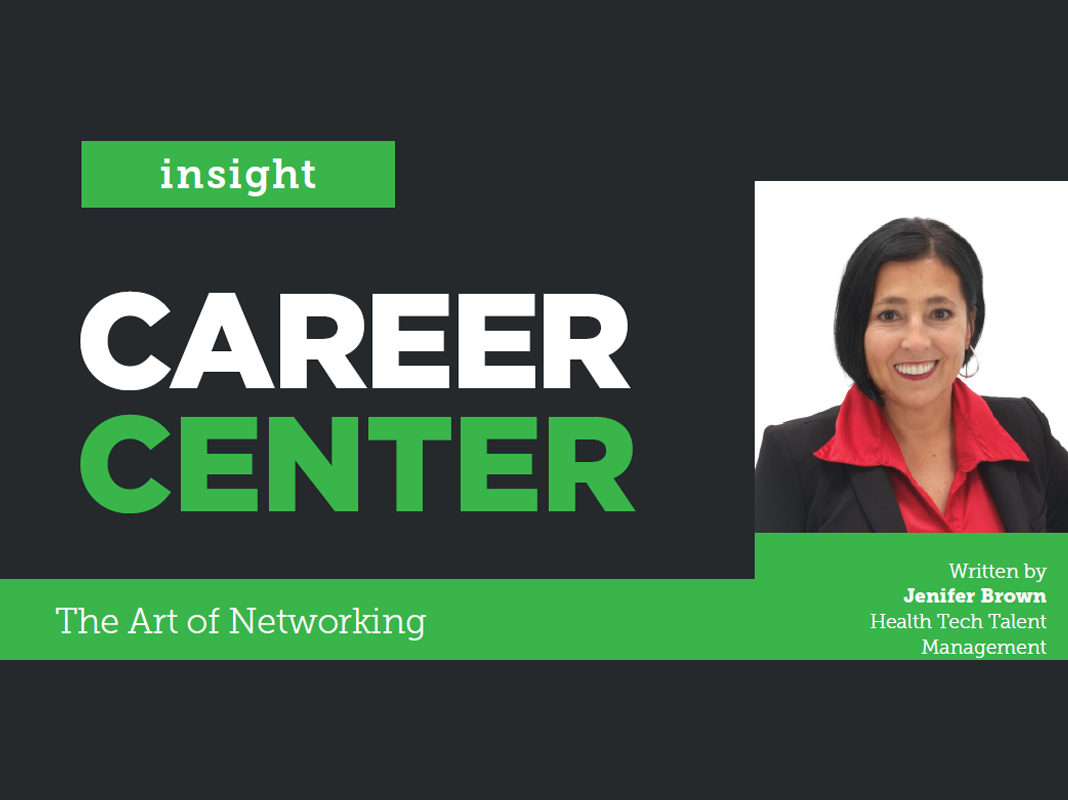 Career Center: The Art of Networking