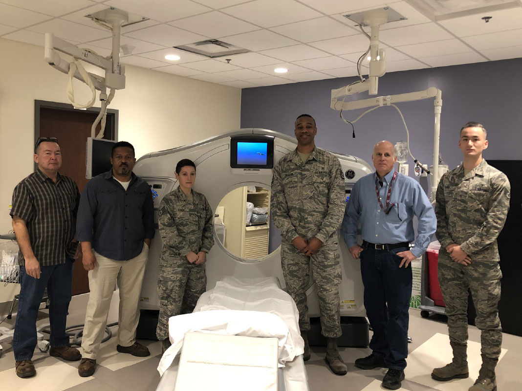 Department Spotlight: Wilford Hall Ambulatory Surgical Center Imaging Service Team