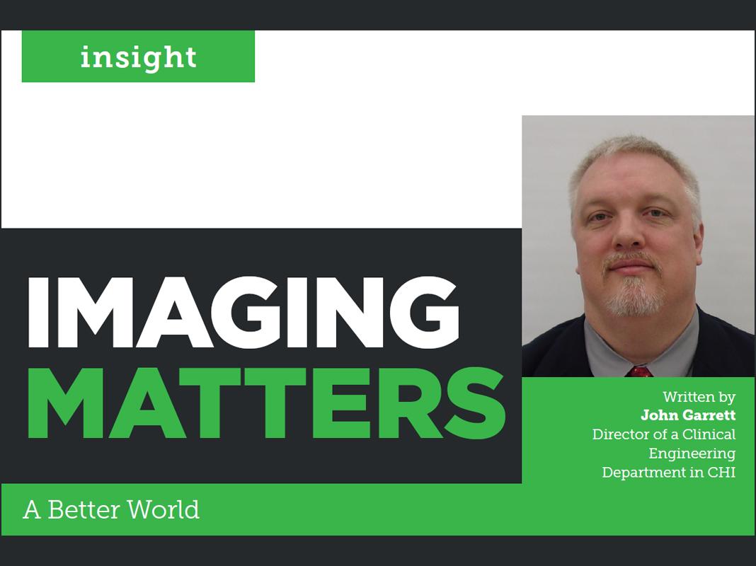 Imaging Matters: A Better World