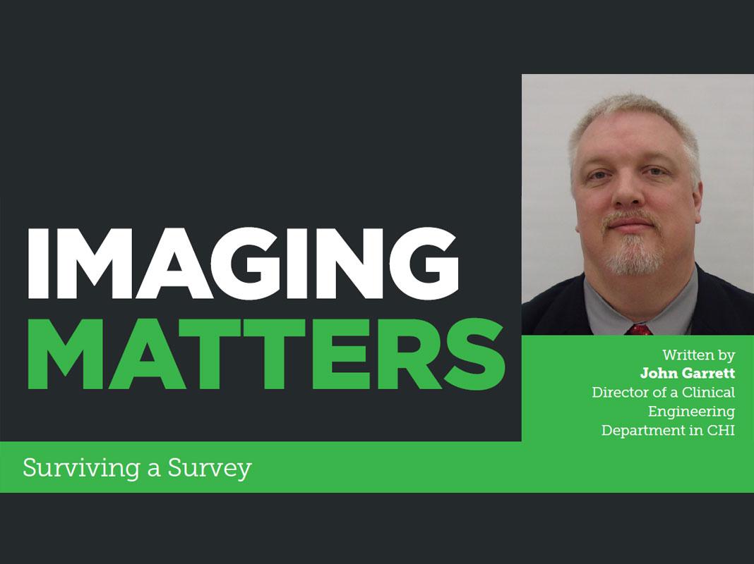 Imaging Matters: Surviving a Survey