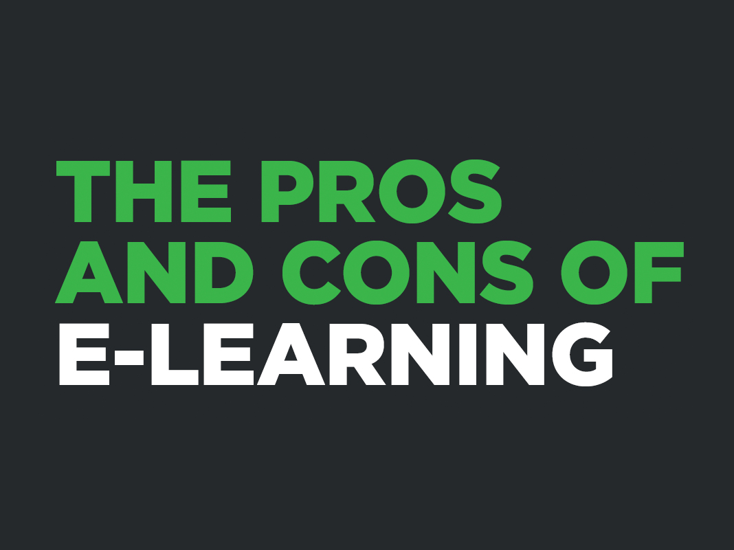 The Pros and Cons of E-Learning