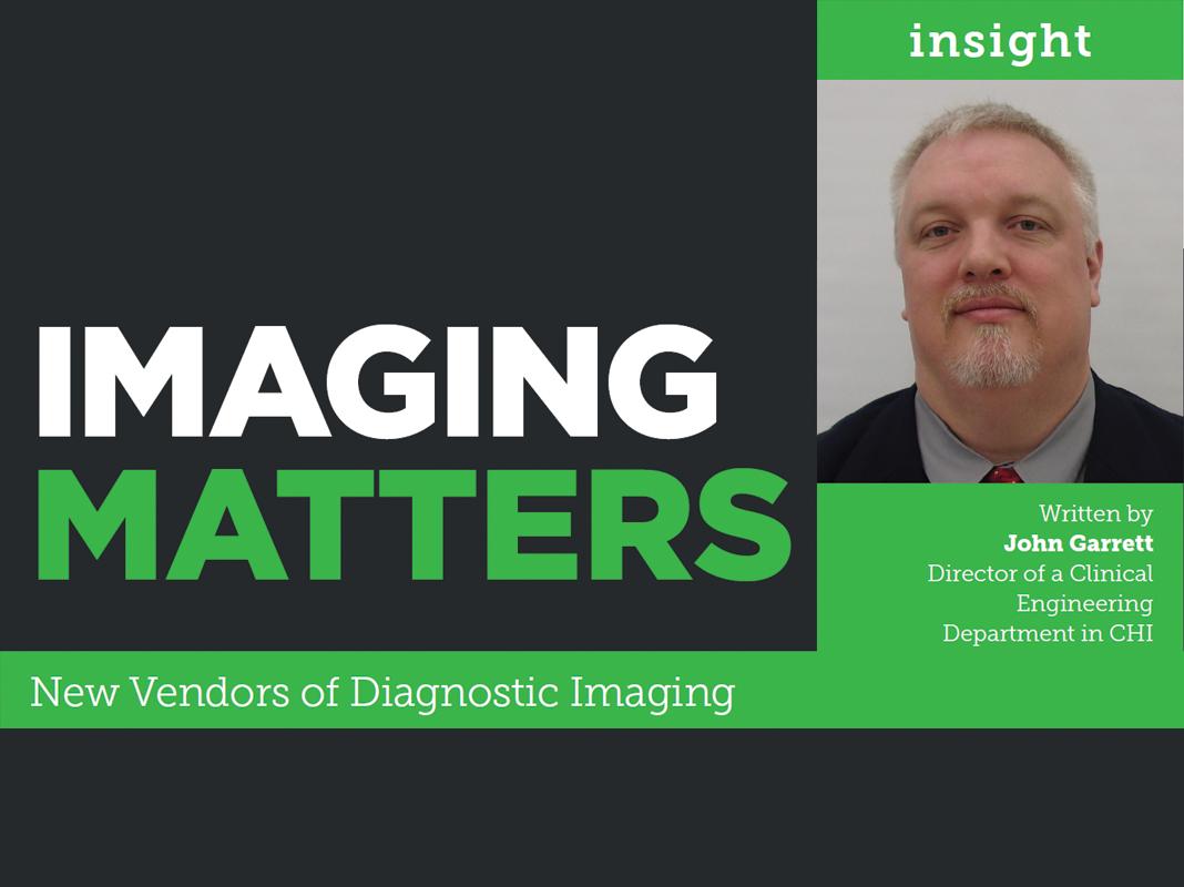 Imaging Matters: New Vendors of Diagnostic Imaging