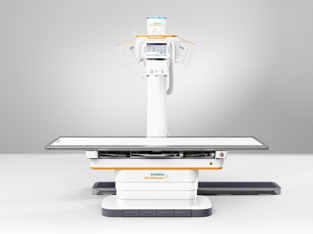 Siemens Healthineers Announces First U.S. Installation of Multix Impact Digital Radiography System