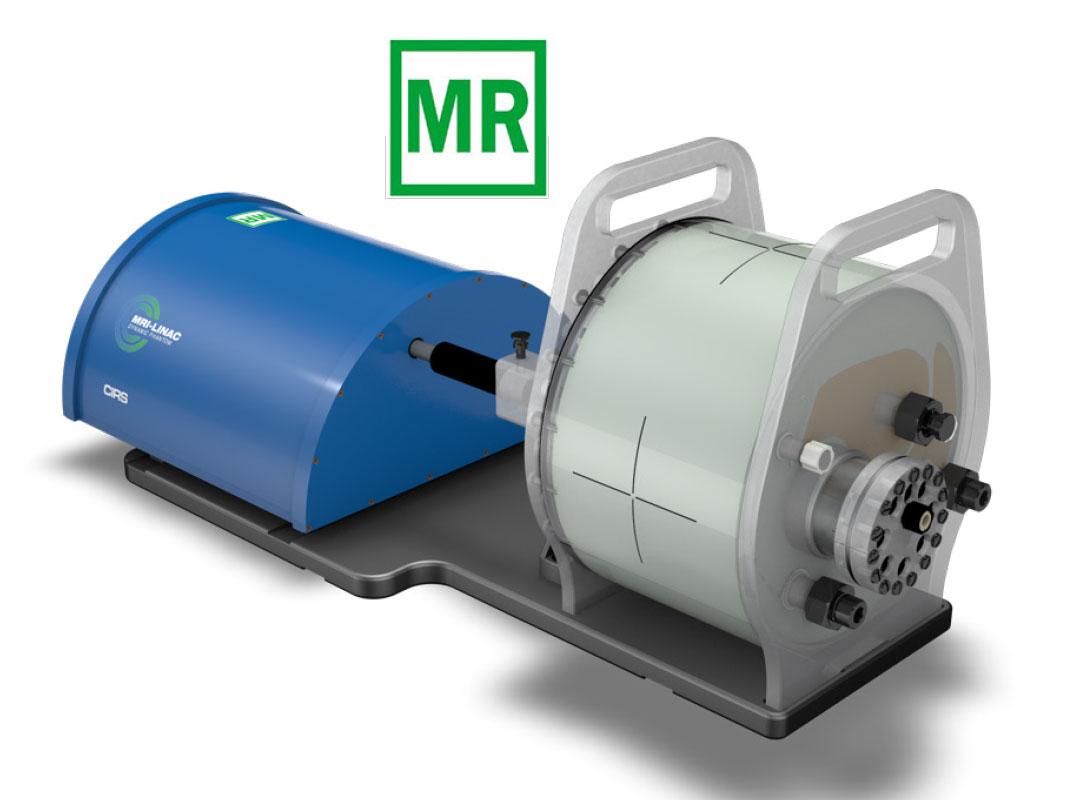 Tools of the Trade: CIRS MR Safe MRgRT Motion Management QA Phantom
