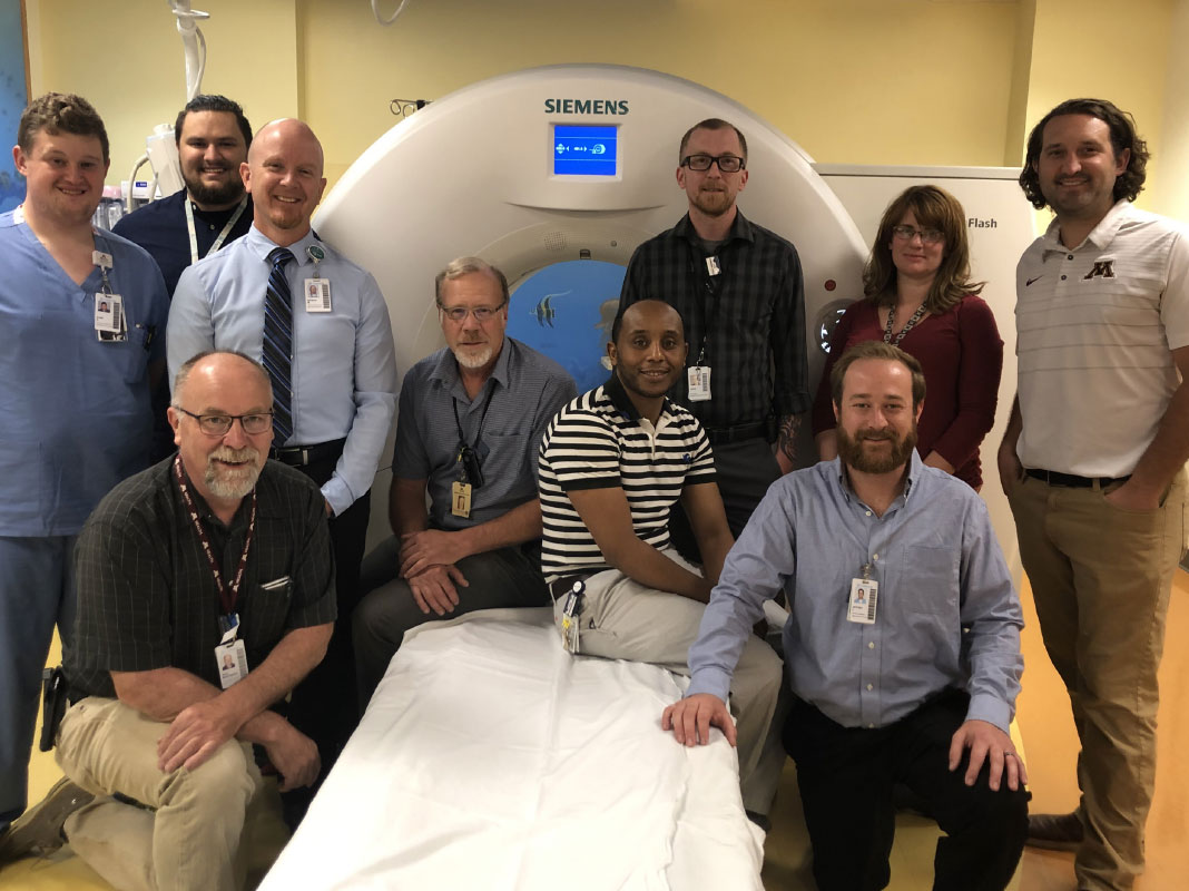 Department Spotlight: Fairview Health Services Imaging Engineering Services