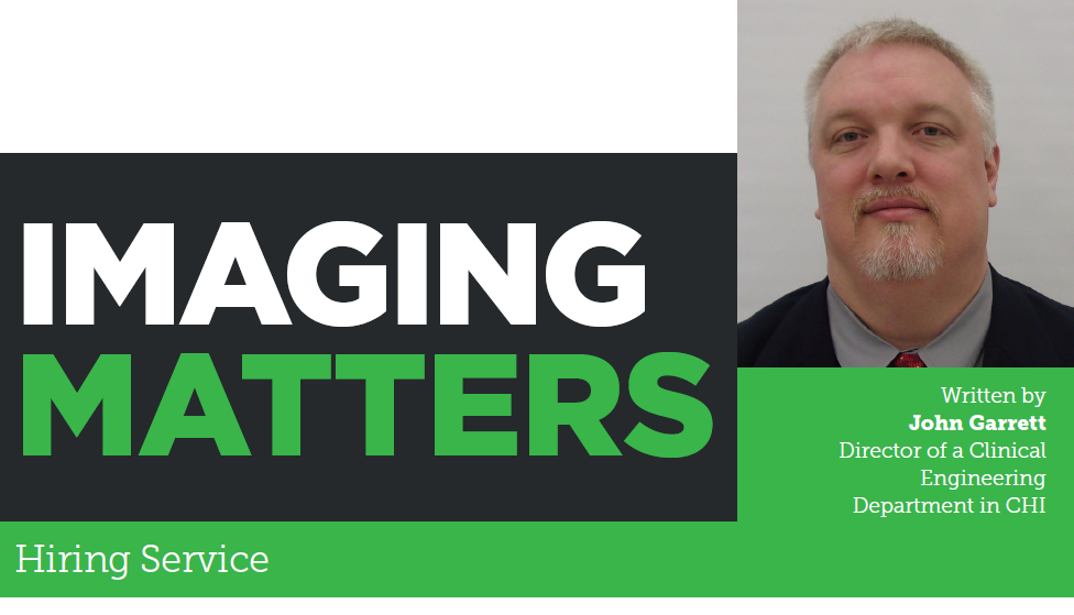 Imaging Matters: Hiring Service