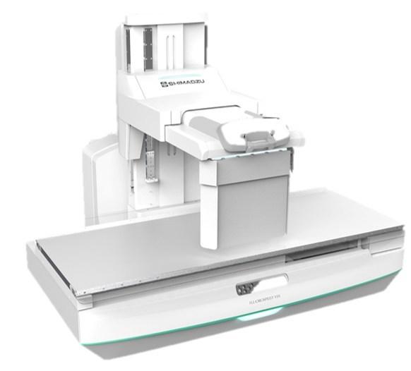 Shimadzu Medical Systems receives FDA 510(k) for the FLUOROspeed X1 RF system
