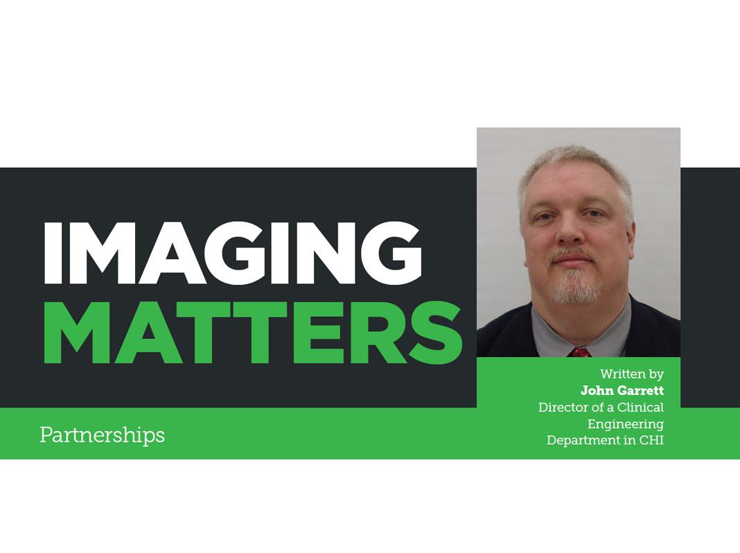 Imaging Matters: Partnerships