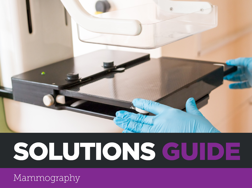 Solutions Guide: Mammography