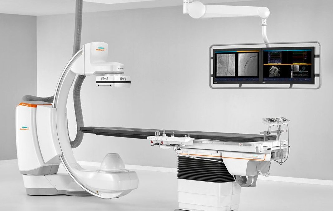 Siemens Healthineers Announces First U.S. Installation of ARTIS icono Biplane Angiography System
