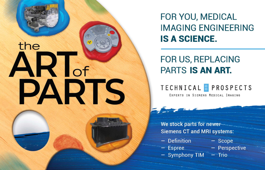 [Sponsored] The Art of Parts: How Technical Prospects Ensures Quality Medical Imaging Parts