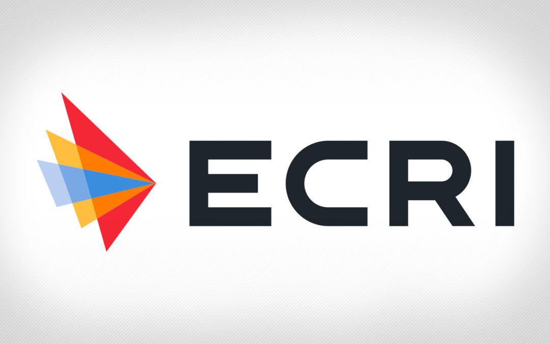 ECRI Lists Top Health Technology Hazards