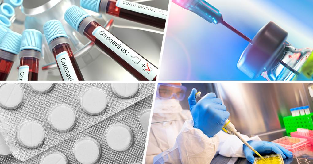 The Path Forward: Coronavirus Treatment Acceleration Program