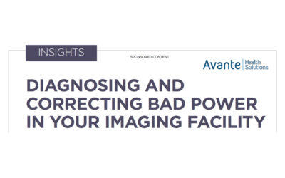 [Sponsored] Diagnosing and Correcting Bad Power in Your Imaging Facility