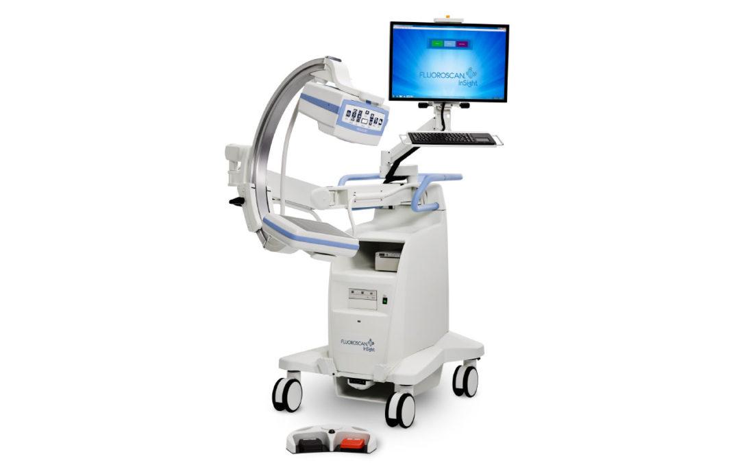 Hologic Fluoroscan InSight FD Mini C-arm Extremities Imaging System