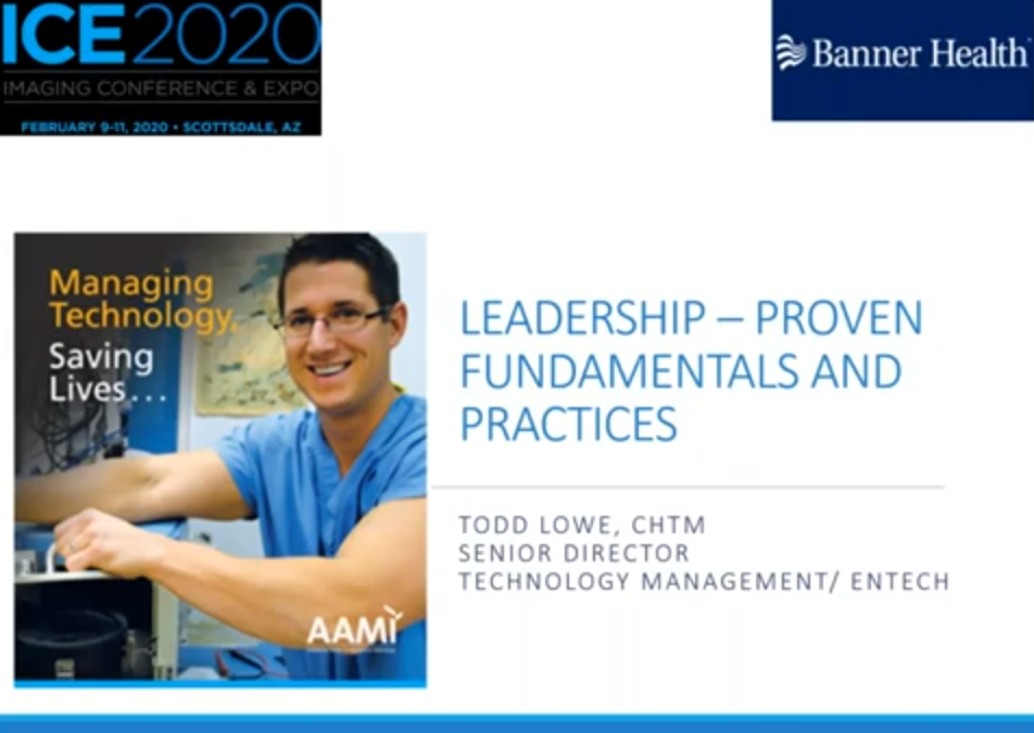 Leadership – Proven Fundamentals and Practices