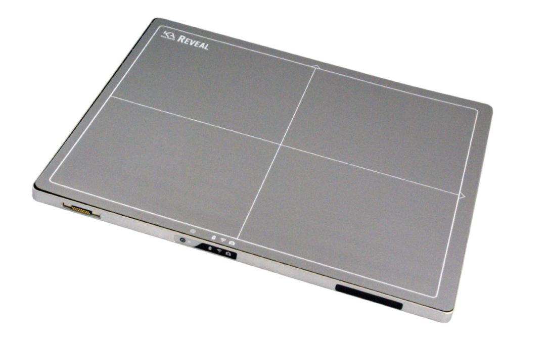 KA Imaging Launching Portable Dual-Energy X-ray Detector