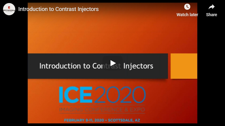 Introduction to Contrast Injectors